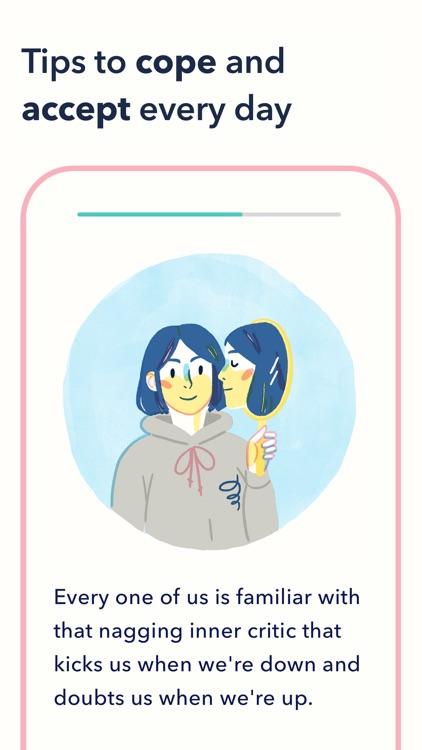 Sayana: Daily Self-Care Guide screenshot-5