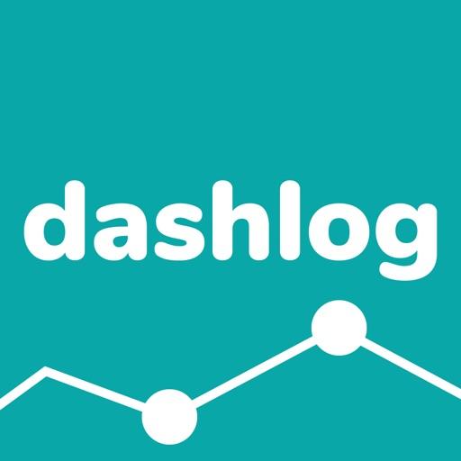 dashlog - 目標管理ダッシュボード