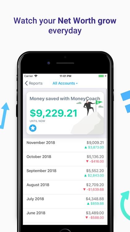 MoneyCoach - Budget & Expenses screenshot-6