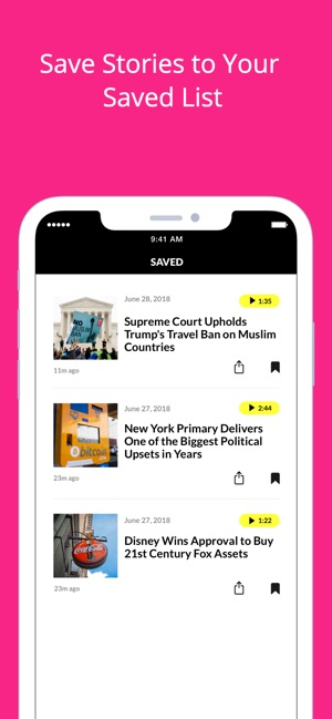 Cheddar com on the App Store