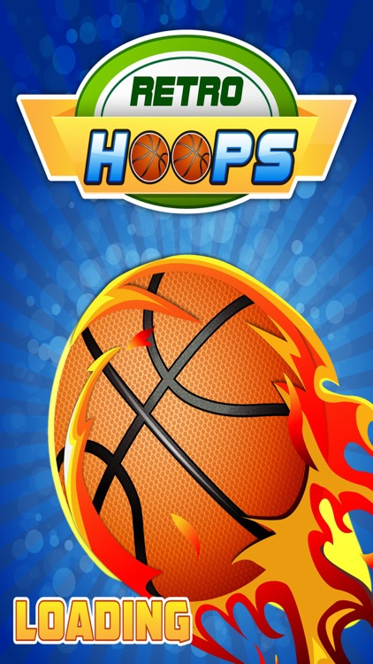 Retro Hoops Basketball Shoot screenshot-4