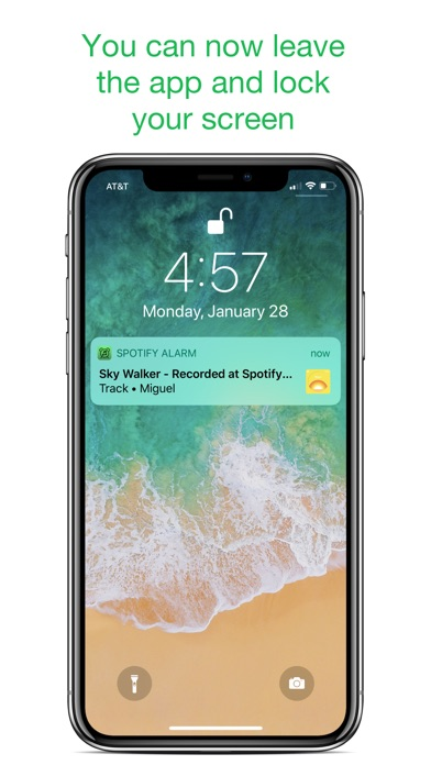 Music Alarm Clock. app image