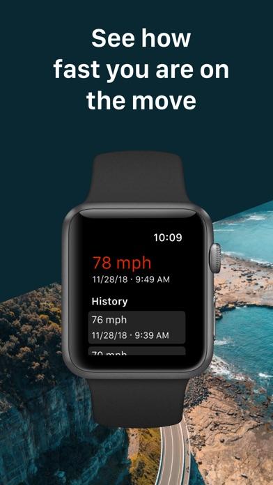 Watch Speedometer Pro screenshot one