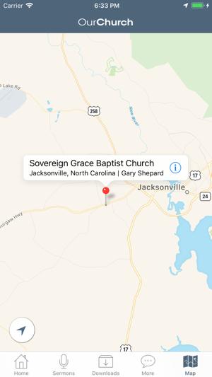 Sovereign Grace Jacksonville on the App Store