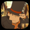 App Icon for Layton: Curious Village in HD App in Turkey App Store