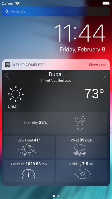 Wther - Weather Forecastのおすすめ画像10
