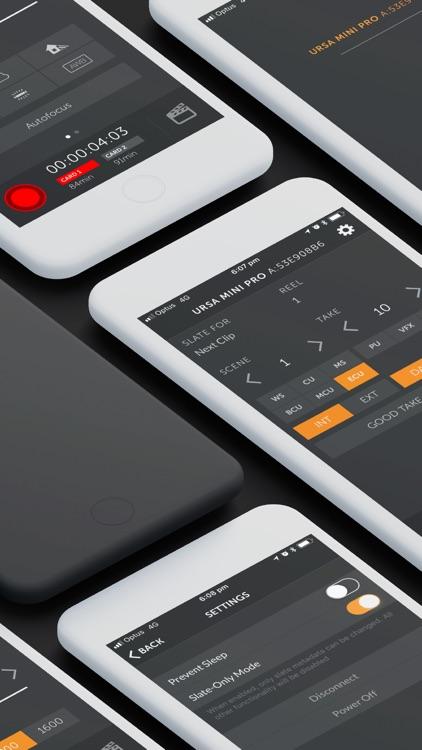 Bluetooth+ for Blackmagic screenshot-4