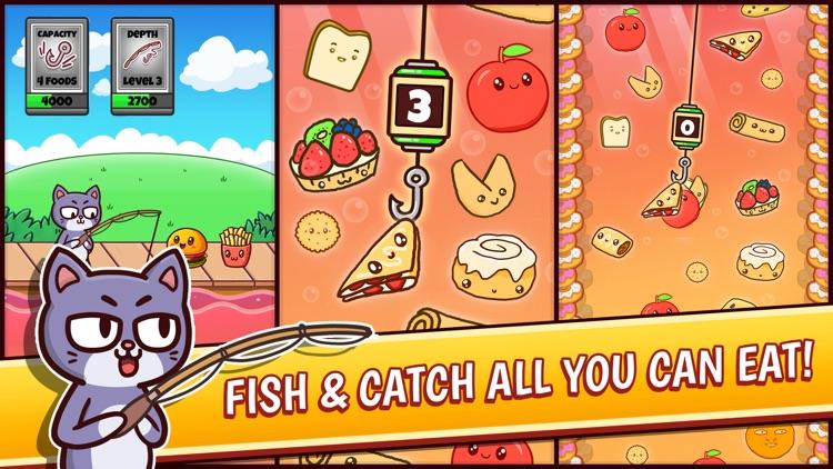 Fishing Food