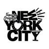 NYCity Stickers - iPhoneアプリ