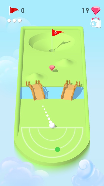 Pocket Mini Golf screenshot-0