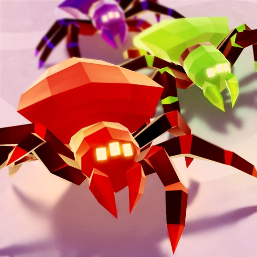 Spider Attack: Knife Shooter