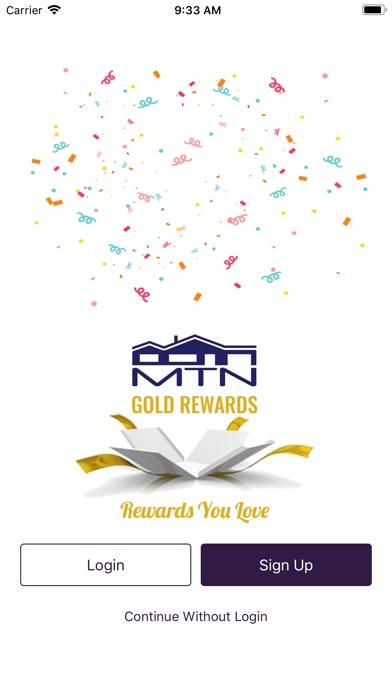 MTN Gold Rewards app image