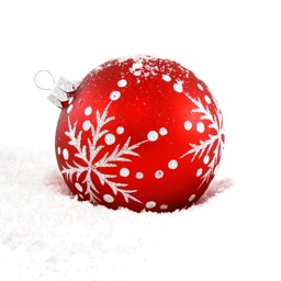 Christmas Ornaments • Stickers