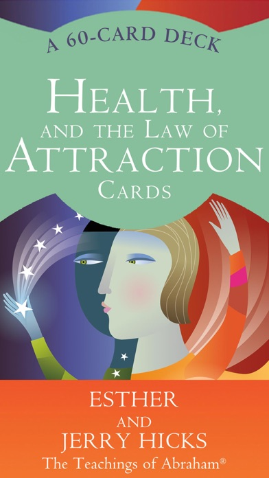 Health and Law of Attraction screenshot 1