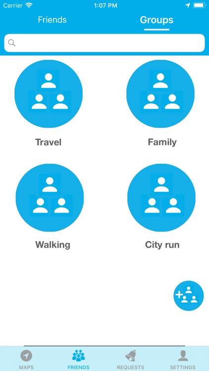 Find Friends - Where are you? screenshot-4