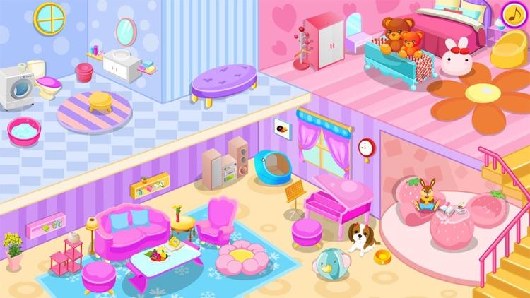 Interior home decoration game screenshot-5