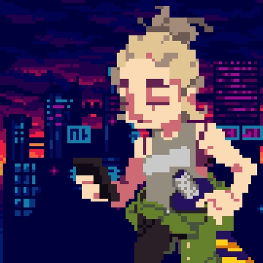 Cyberpunk Gaiden