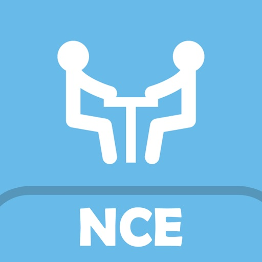 NCE Counselor Exam Practice - icon