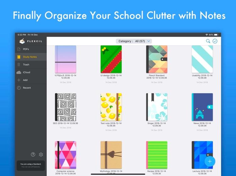 Flexcil - PDF, Annotate, Note screenshot-7