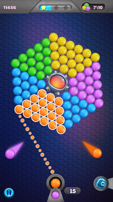 Bubble Pop Spinner screenshot 5