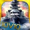 King of Warship: 10v10 Battle - iPadアプリ