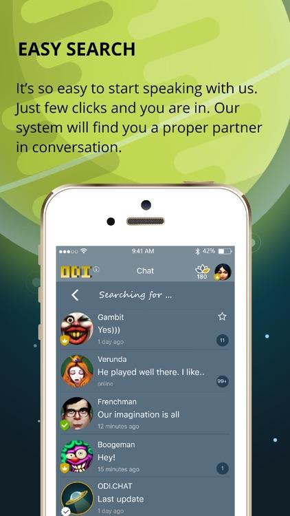 ODI.chat: Anonymous chat screenshot-4