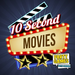 10 Second Movies Party Game