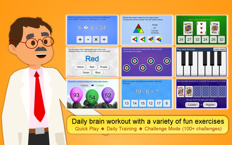 Screenshot #2 pour Brain App