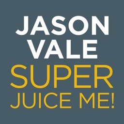 Jason Vale's Super Juice Me!