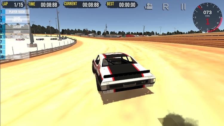 Street Stock Dirt Racing - Sim screenshot-6