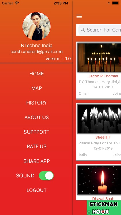 Light A Candle And Pray screenshot-3