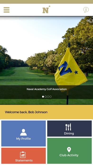 Naval Academy Golf Association 1