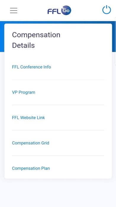 Screenshot for FFLGo in United States App Store