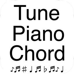 Tunable Piano Chord Judge