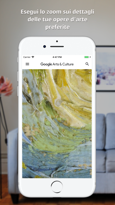 Google Arts & Culture iPhone