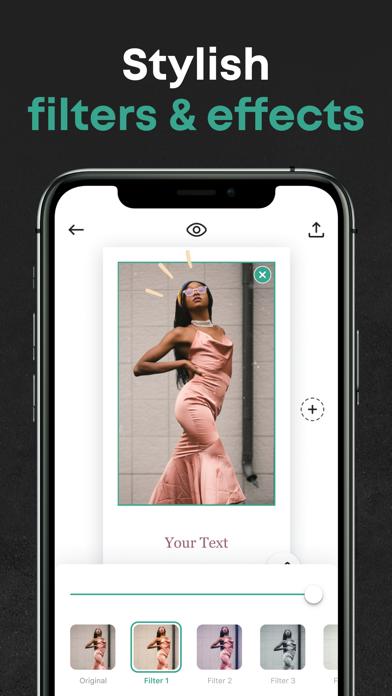 Lift: Story Maker Screenshot