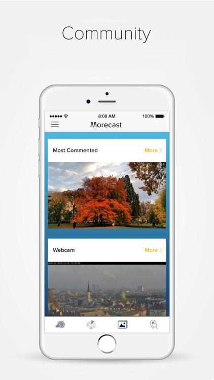 MORECAST Weather App screenshot-3