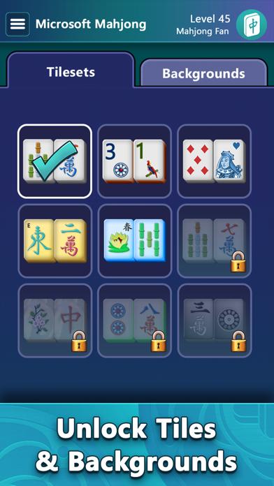 Mahjong by Microsoft screenshot 4