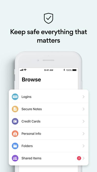 NordPass® Password Manager Screenshot