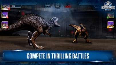 download Jurassic World™: The Game