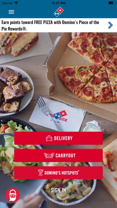 download Domino's Pizza USA apps 3