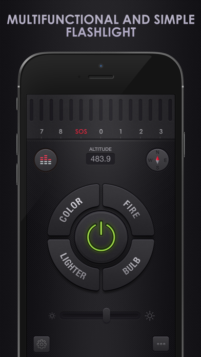Flashlight For Iphone review screenshots