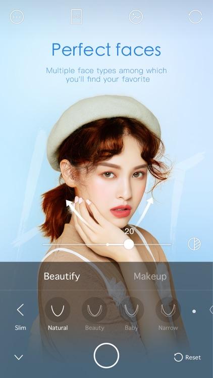 Ulike - Define trendy selfie screenshot-3