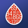 グルコースバディ+: 糖尿病トラッカー - iPhoneアプリ