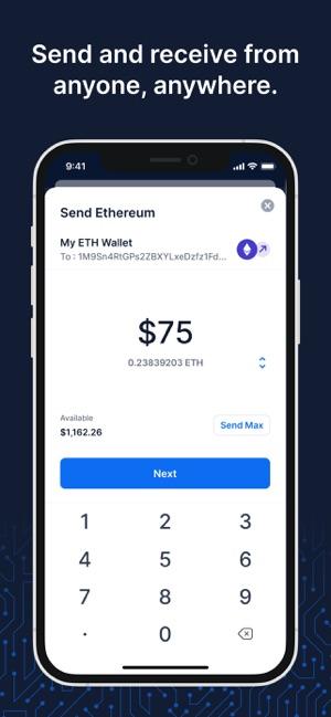 Blockchain Wallet Buy Bitcoin On The App Store