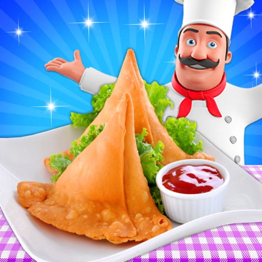 Samosa Recipe Cooking Game