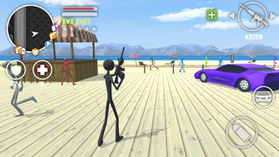 Foto do Grand Stickman Auto V - battle