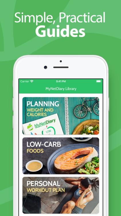 Calorie Counter PRO MyNetDiary screenshot-7