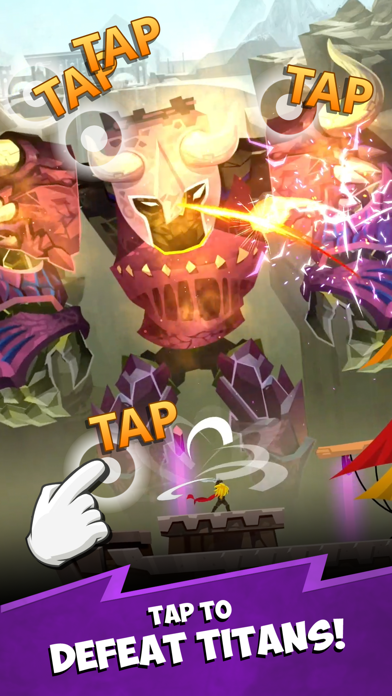点击获取Tap Titans 2 - Hero Legends