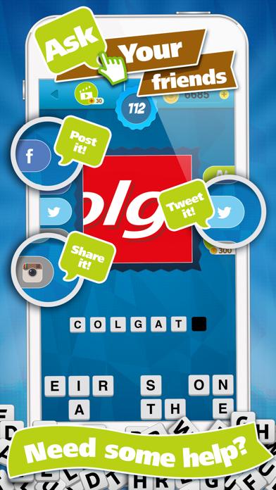 Screenshot of Guess Brand Logos4